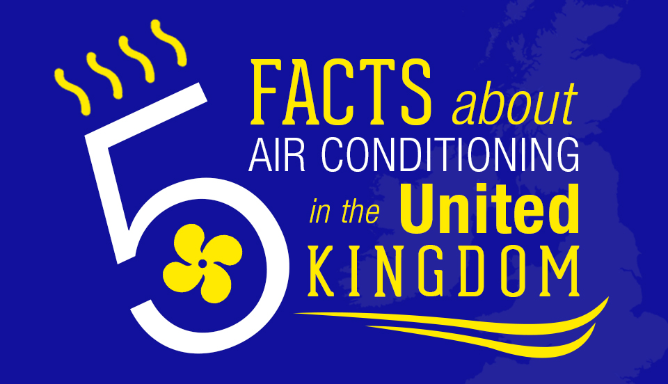 5 Facts about Air Conditioning in the United Kingdom