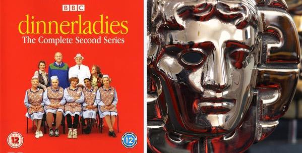 Dinnerladies DVD and BAFTA Award