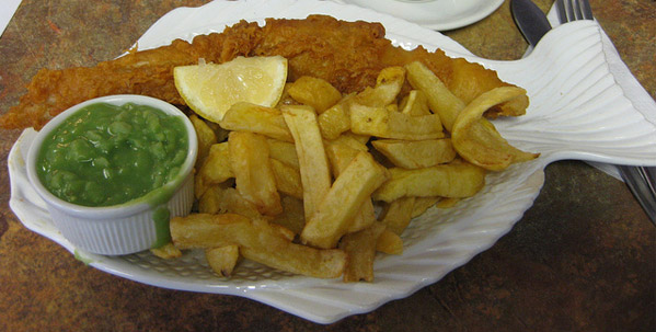 Fish and Chip Friday: Where it all Began