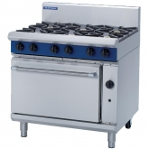 BLUE SEAL G506D RANGE - K.F.Bartlett LtdCatering equipment, refrigeration & air-conditioning