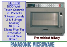 MICROWAVE by PANASONIC