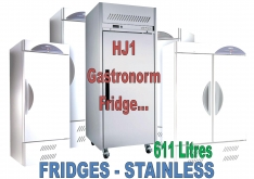 FRIDGES (STAINLESS) by WILLIAMS
